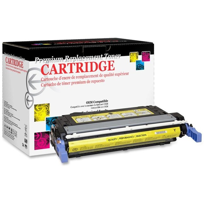 West Point Remanufactured Toner Cartridge - Alternative for HP 643A (Q5952A)