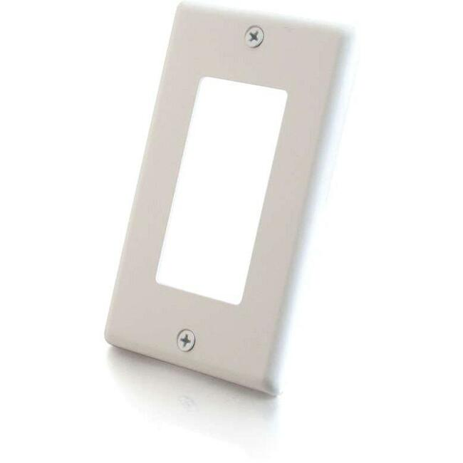C2G Faceplate 03736 - Large
