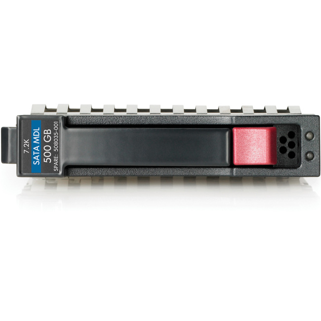 "HP 500 GB 2.5"" Internal Hard Drive"