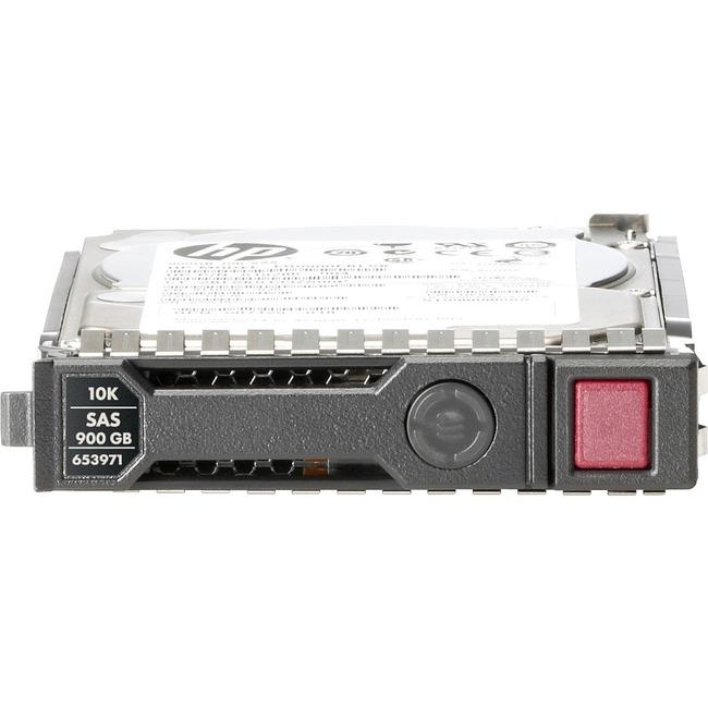 HP 300GB 6G SAS 10K 2.5IN SC ENT HD