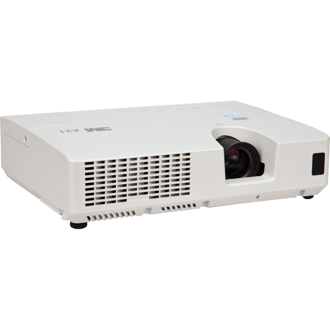 3M X21 LCD Projector | Product overview | What Hi-Fi?