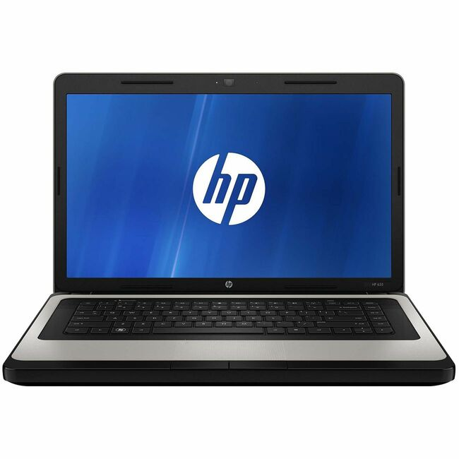"HP Essential 635 15.6"" LCD Notebook - AMD E-300 Dual-core (2 Core) 1.30 GHz - 2 GB DDR3 SDRAM - 320 GB HDD - Windows 7 H"