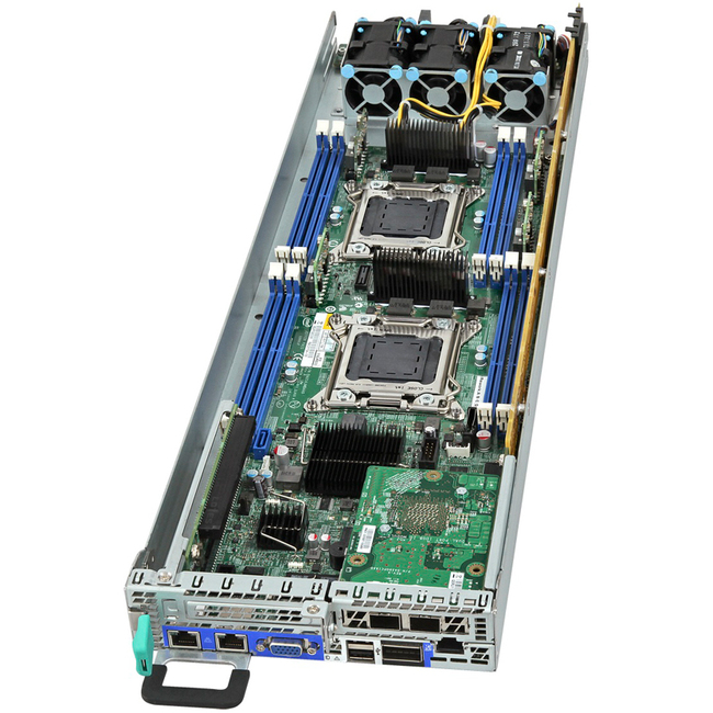 Intel 1U Heat Sink FXXCA91X91HS (Cu/Al 91mmx91mm)