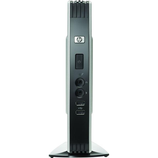 HP Thin Client - Intel Atom N280 Single-core (1 Core) 1.66 GHz