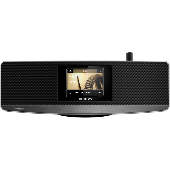philips streamium np3900 network media player product. Black Bedroom Furniture Sets. Home Design Ideas