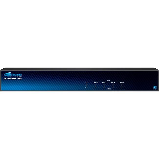 Barracuda 100 Network Security/Firewall Appliance