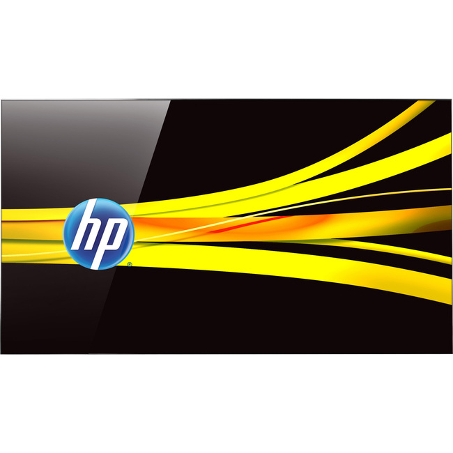 HP HP LD4730G 47-inch Micro-Bezel Video Wall Display with Protective Glass