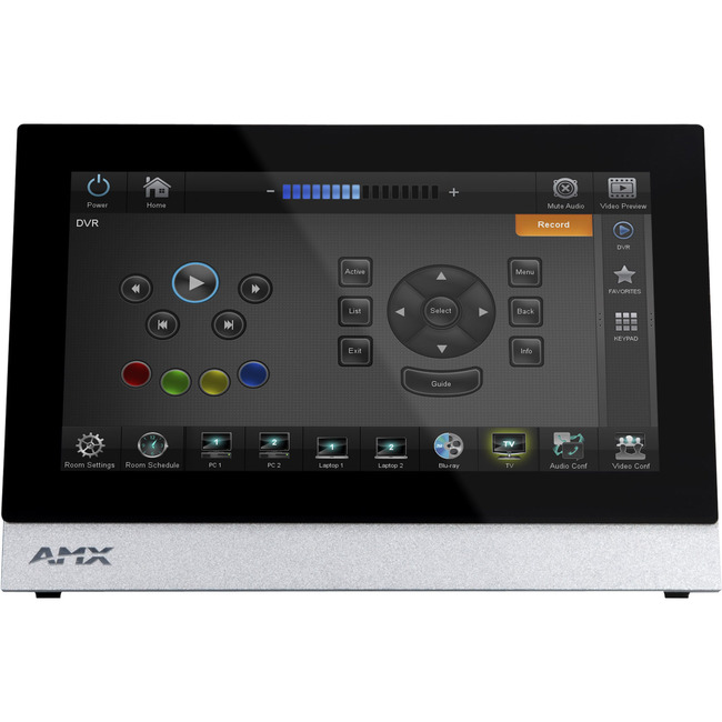 "AMX MXT-700 7"" Modero X Series Tabletop Touch Panel"