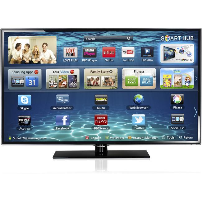 Samsung UE37ES5500K SMART TV Driver Download (2019)