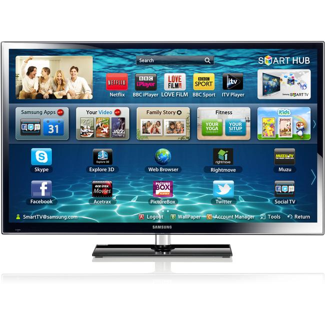 Series 5 Smart Full Hd Plasma Tv