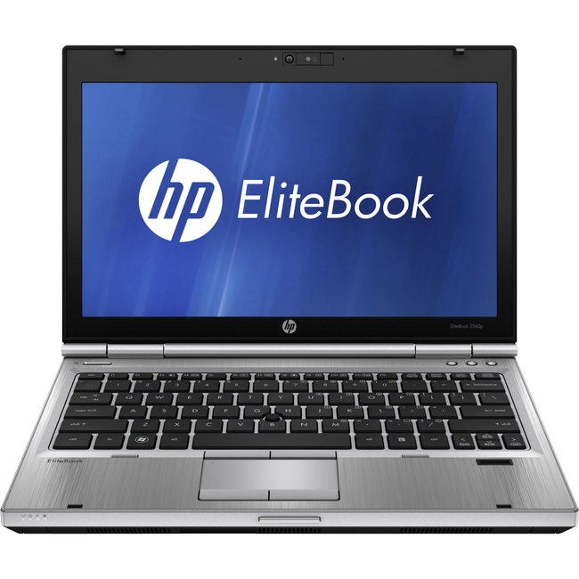 "HP EliteBook 2560p 12.5"" LCD Notebook - Intel Core i5 (2nd Gen) i5-2540M Dual-core (2 Core) 2.60 GHz - 4 GB DDR3 SDRAM -"