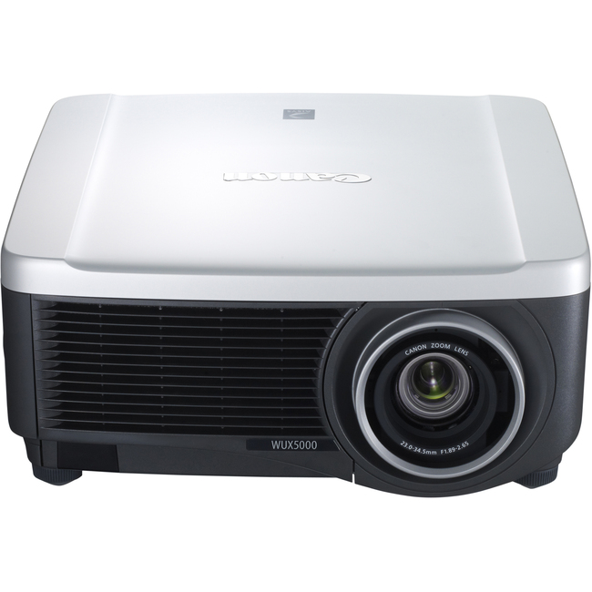 Canon REALiS WUX5000 D LCOS Projector - 1080p - HDTV - 16:10