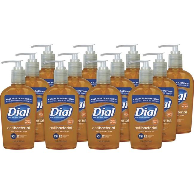 Dial Professional Antimicrobial Liquid Soap