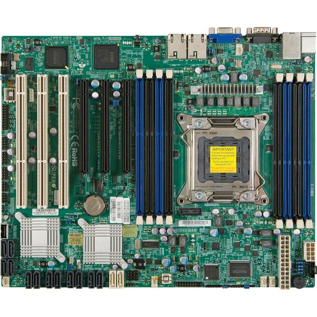 Supermicro X9SRi-3F Server Motherboard MBD-X9SRI-3F-O - Large