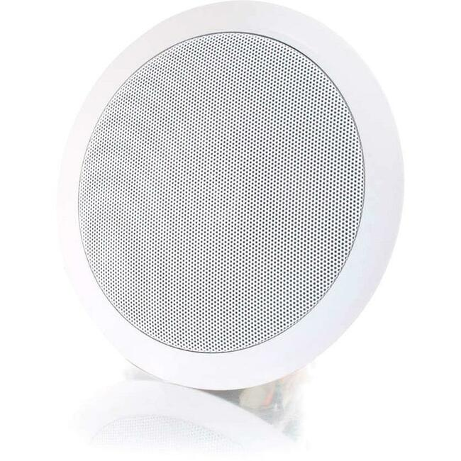 C2G Cables To Go 5in Ceiling Speaker | White