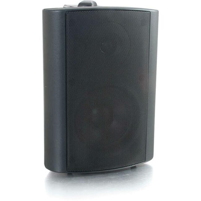 C2G Cables To Go 4in Wall Mount Speaker | Black (Each)