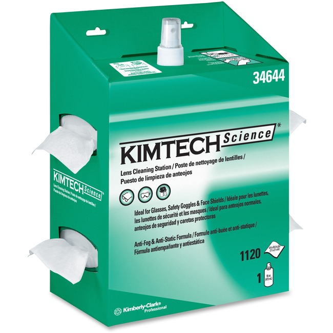 KIMTECH KimWipes Lens Cleaning Station