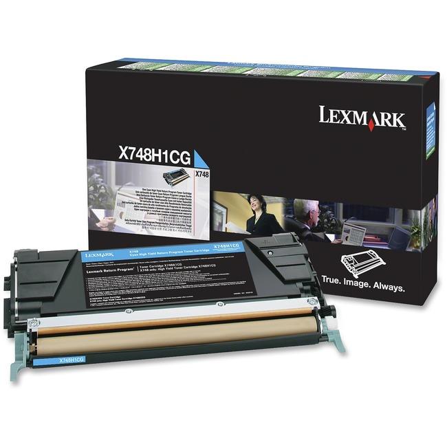 Lexmark Toner Cartridge | Cyan