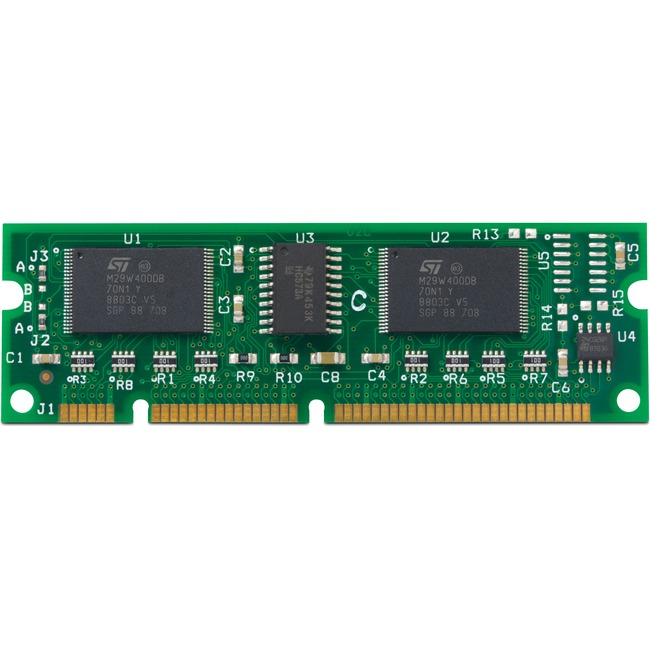 HP Barcodes and More - 120-pin DIMM