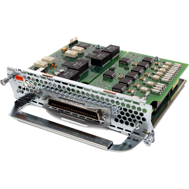 Cisco 6-Port FXO Voice and Fax Expansion Module