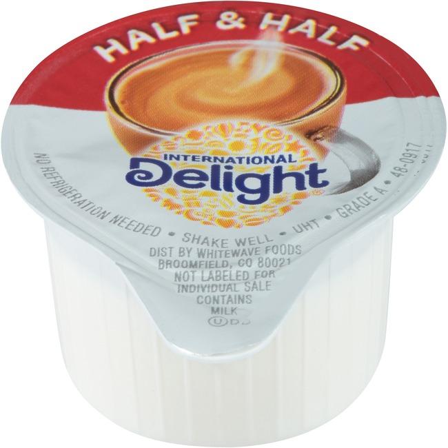 International Delight Int'l Delight Half/Half Singles
