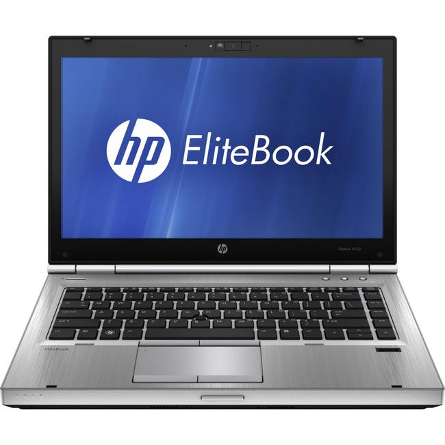 "HP EliteBook 8470p 14"" LED Notebook - Intel Core i7 (3rd Gen) i7-3520M Dual-core (2 Core) 2.90 GHz - Platinum"