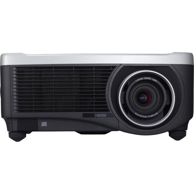 Canon REALiS SX6000 D LCOS Projector - 720p - HDTV - 4:3