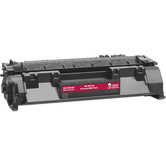 Troy Toner Secure MICR Toner Cartridge - Alternative for HP (CF280A)