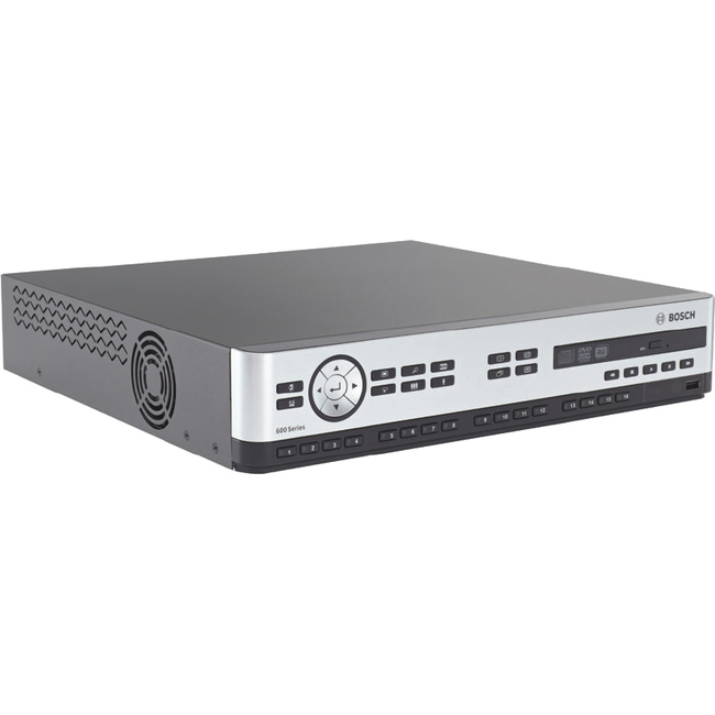 Bosch Advantage DVR-670-08A051 Digital Video Recorder - 500 GB HDD