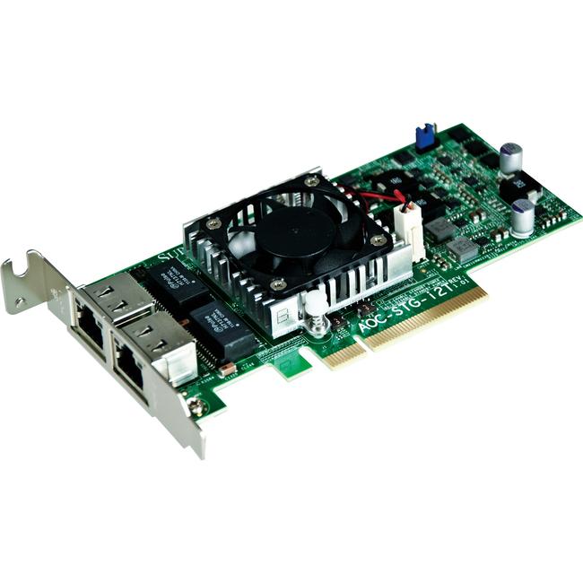 Supermicro AOC-STG-i2T 10GbE Adapter