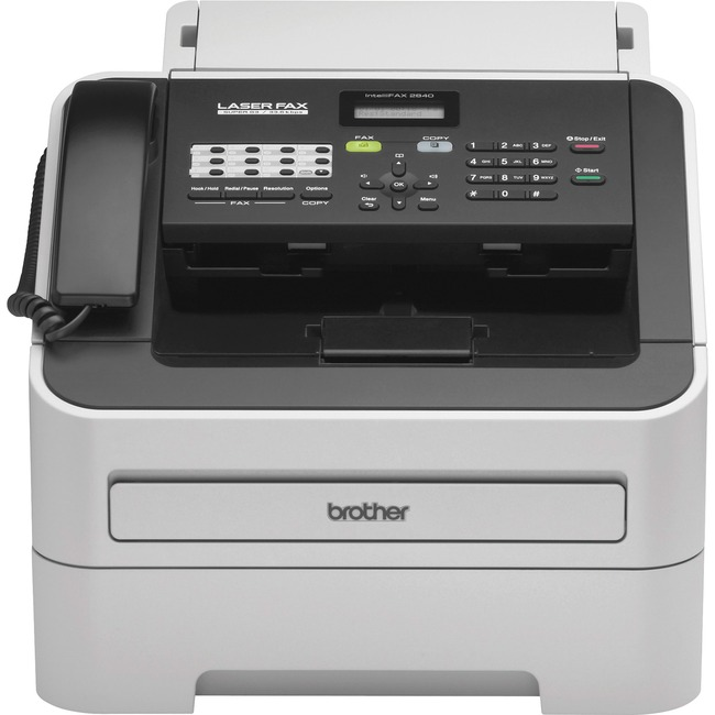 BROTHER INTELLIFAX-2840 MONO LASER P/F/C SF USB 203X392 16MB 20PPM