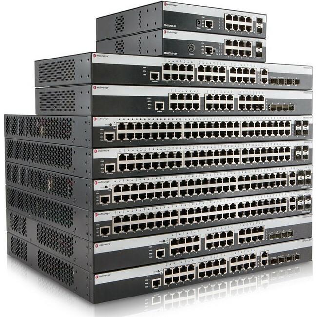 Enterasys 800 08G20G4-24P Ethernet Switch