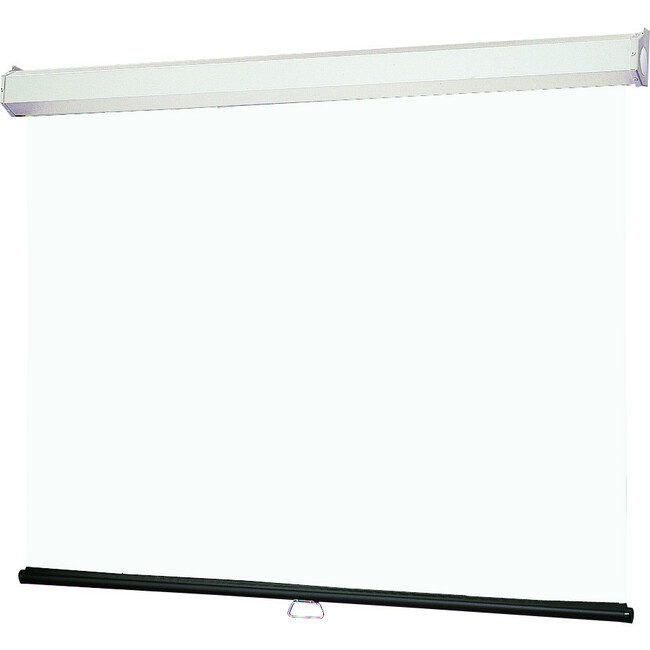 "Draper Luma 2 Manual Projection Screen - 136"" - 1:1 - Ceiling Mount, Wall Mount"