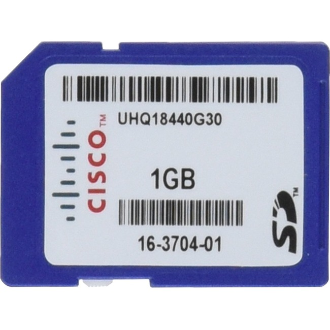 Cisco 1 GB SD