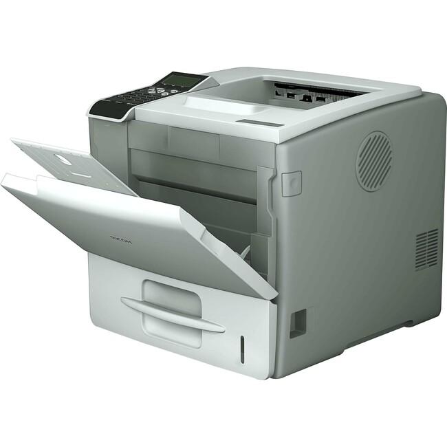 Ricoh Aficio SP 5210DNHT Laser Printer - Monochrome - 1200 x 600 dpi Print - Plain Paper Print - Desktop