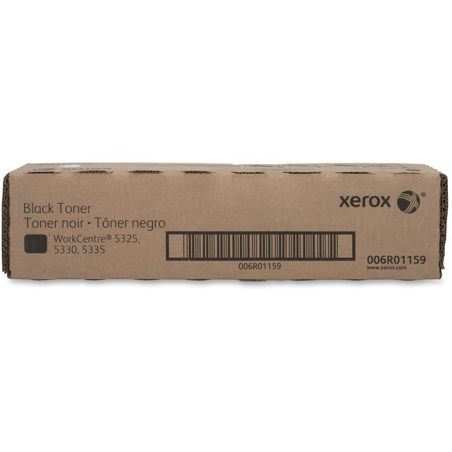 Xerox Black Toner for the WorkCentre 5325/5330/5335 | 6R1159