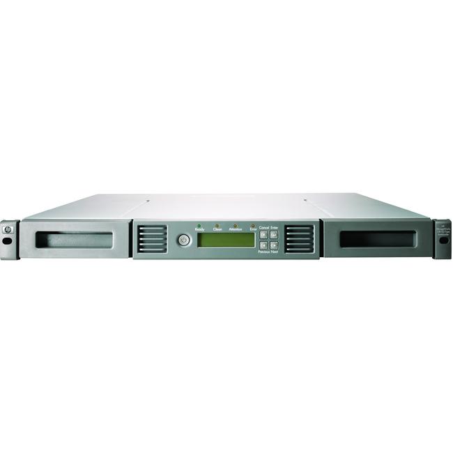 HP 1/8 G2 LTO-4 Ultrium 1760 SCSI Autoloader