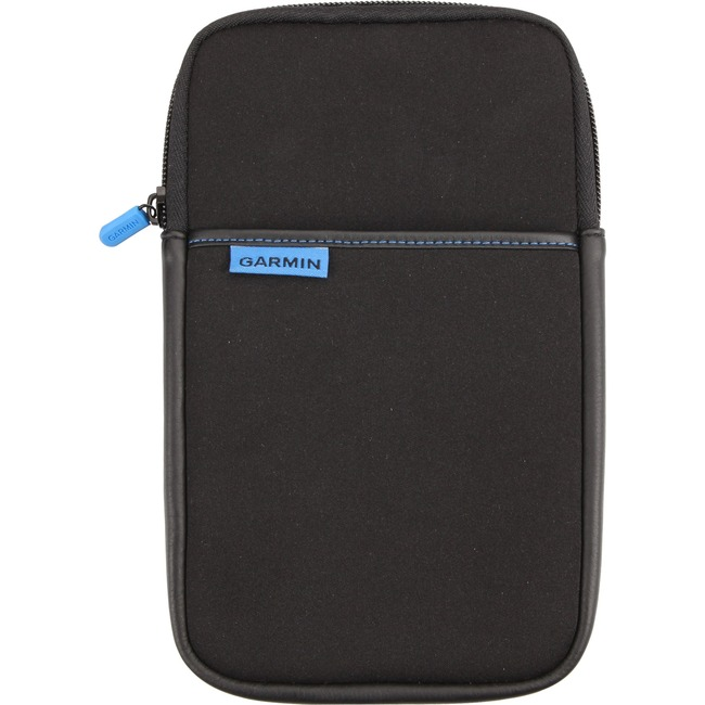 """Garmin Carrying Case for 7"""" Portable GPS Navigator - Black, Gray"""