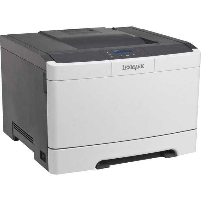 Lexmark CS310N Laser Printer - Color - 2400 x 600 dpi Print - Plain Paper Print - Desktop