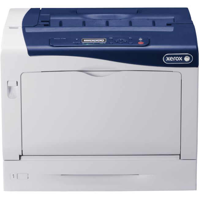 Xerox Phaser 7100N Laser Printer - Color - 1200 x 1200 dpi Print - Plain Paper Print - Desktop