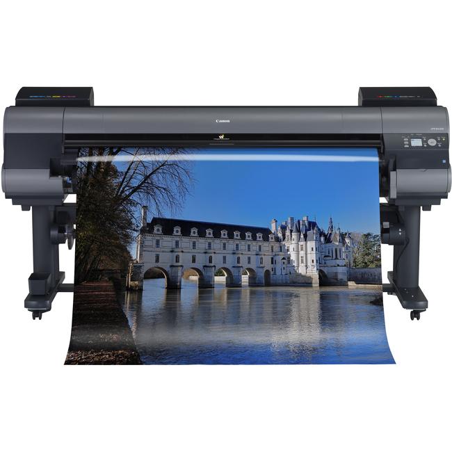"""Canon imagePROGRAF iPF9400 Inkjet Large Format Printer - 60"""" Print Width - Color"""
