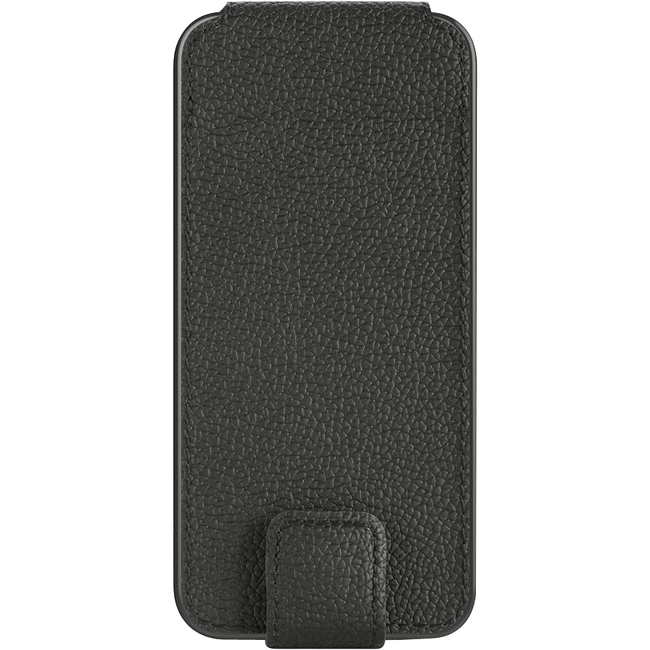 Belkin Snap Folio Carrying Case Folio for iPhone - Blacktop, Gravel - Textured
