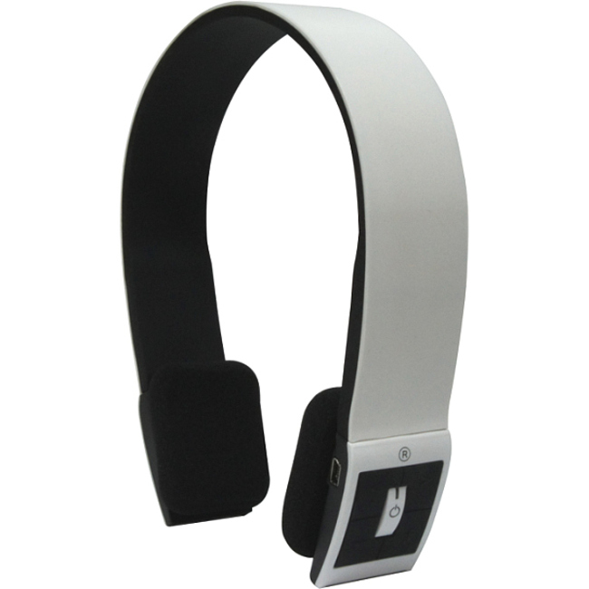 Inland Products Bluetooth Headset - White