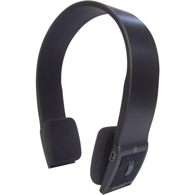 Inland Products Bluetooth Headset - Charcoal