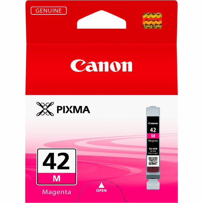 Canon CLI-42M Ink Cartridge - Magenta