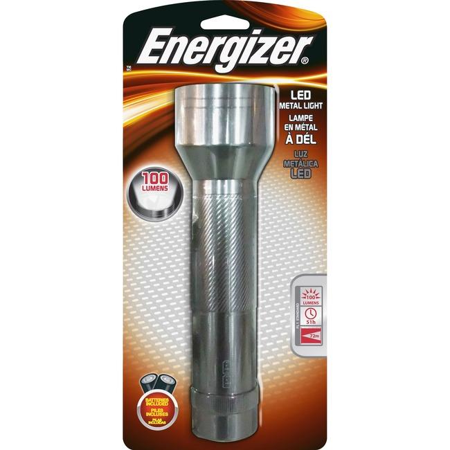 Energizer 6 LED Metal Light
