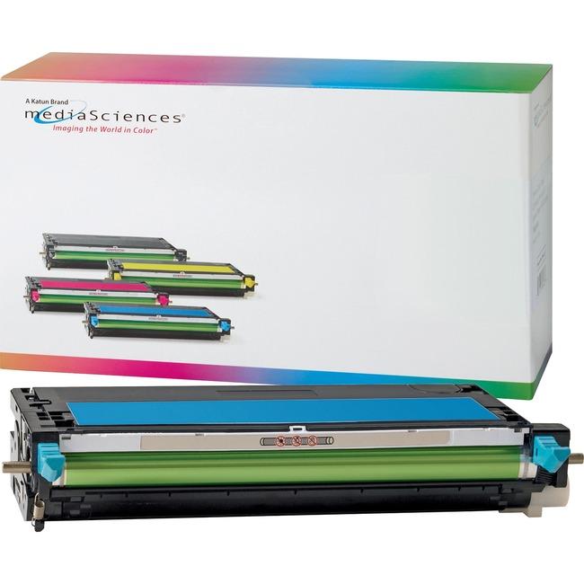 Media Sciences Toner Cartridge - Alternative for Dell (310-8094, 310-8095)