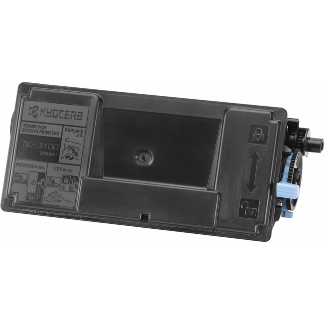 Kyocera TK-3100 Toner Cartridge - Black