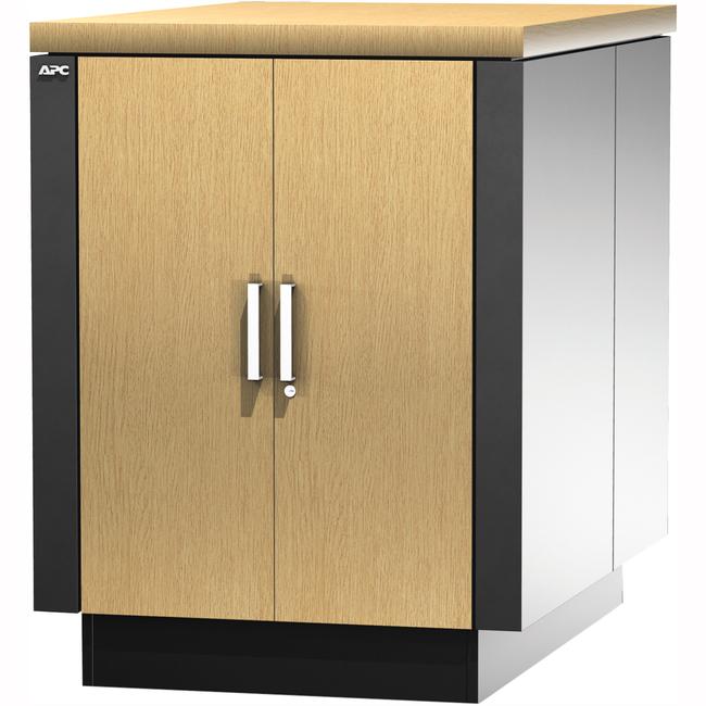 APC NetShelter CX Rack Cabinet AR4018X432 - Large