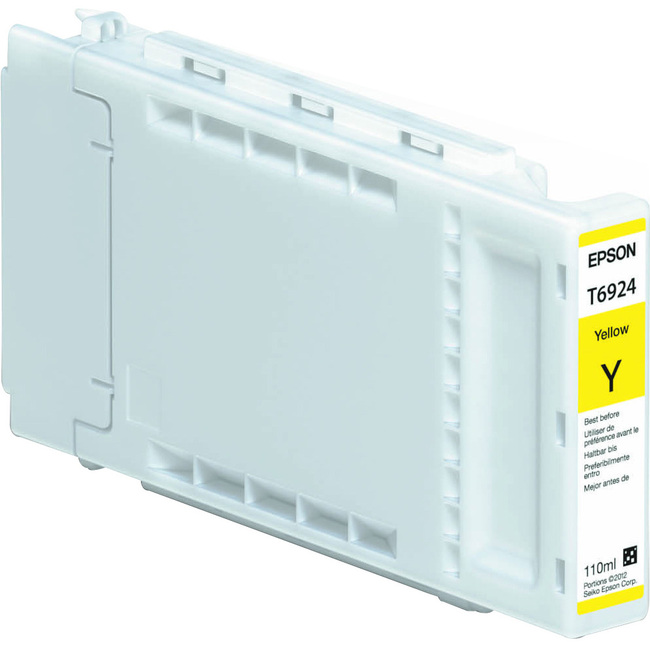 Epson Yellow T6934 Ultrachrome XD 350ml Ink Cartridge